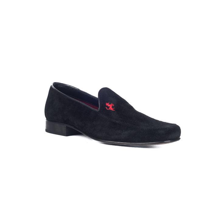 zapato azul hombre Kamina