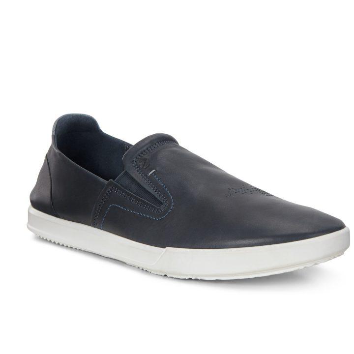 zapatos nauticos azules