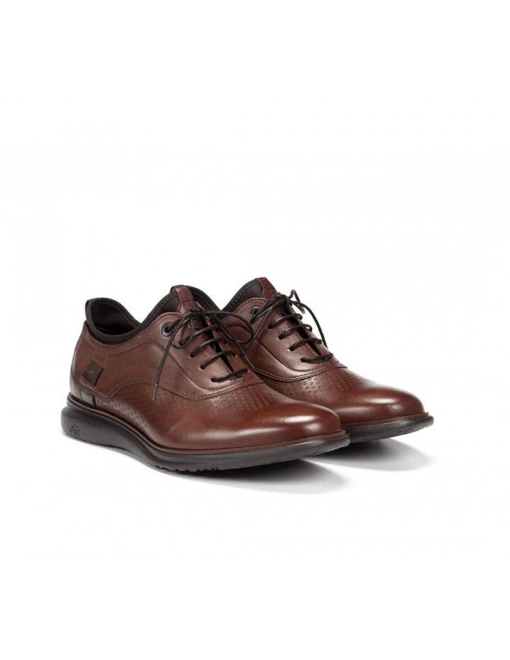Zapatos deportivos cordones hombre Fluchos